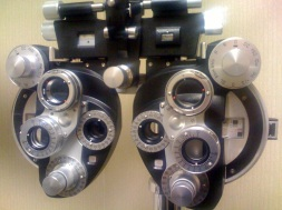 Eye equipment