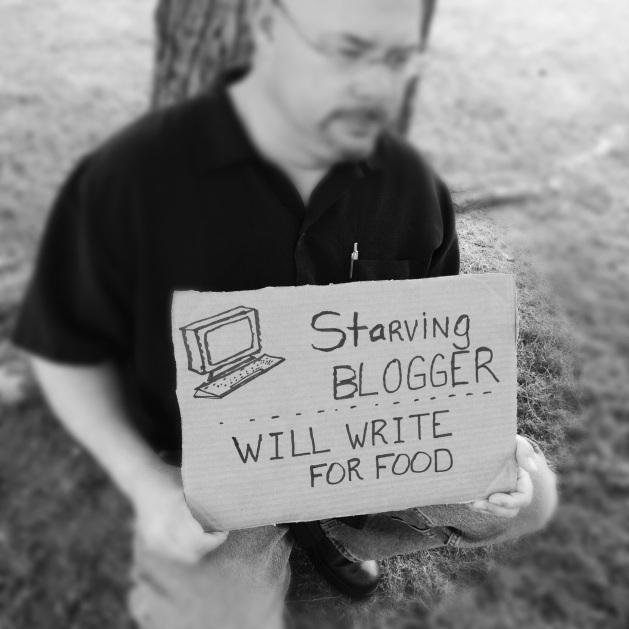 Starving Blogger