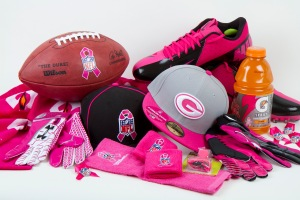 pink football