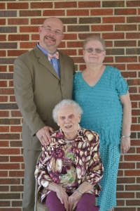 My Mother, Grandmother, and Me