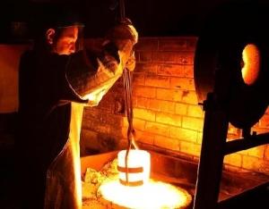 gold furnace