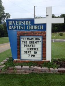 Thwarting Prayer