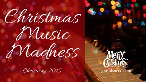 Christmas Music Madness