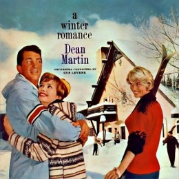 A Winter Romance album cover