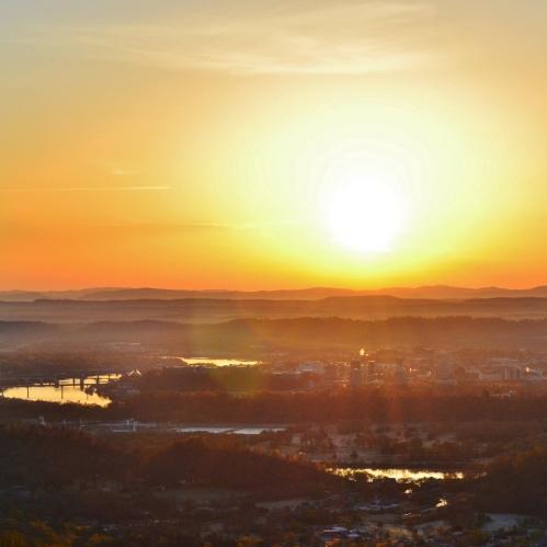 Easter sunrise 2015
