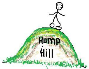 Hump hill