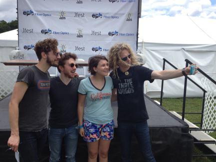 phil joel selfie